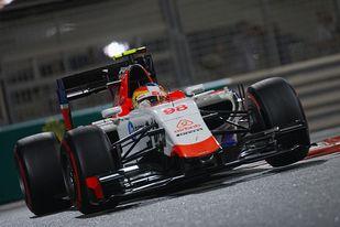 Marussia anunciou o piloto Rio Haryanto