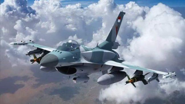 Indonésia quer dois esquadrões de caças F-16V